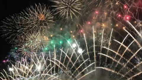 駒ヶ根市天竜ふるさと祭り2019